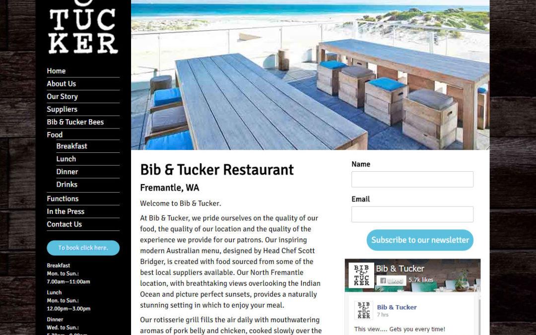 Bib & Tucker Restaurant