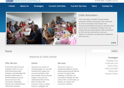 Community Action Services Association