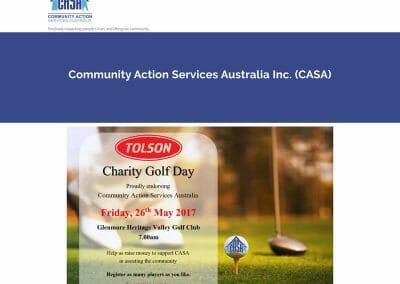 Community Action Services Association