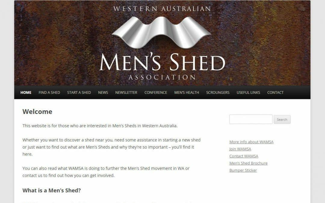 WAMSA – Western Australian Men's Shed Association