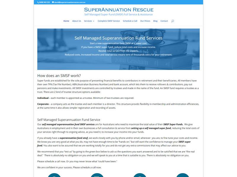 Superannuation Rescue