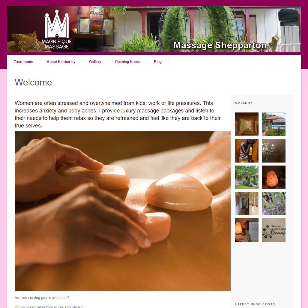 Magnifique Massages Shepparton