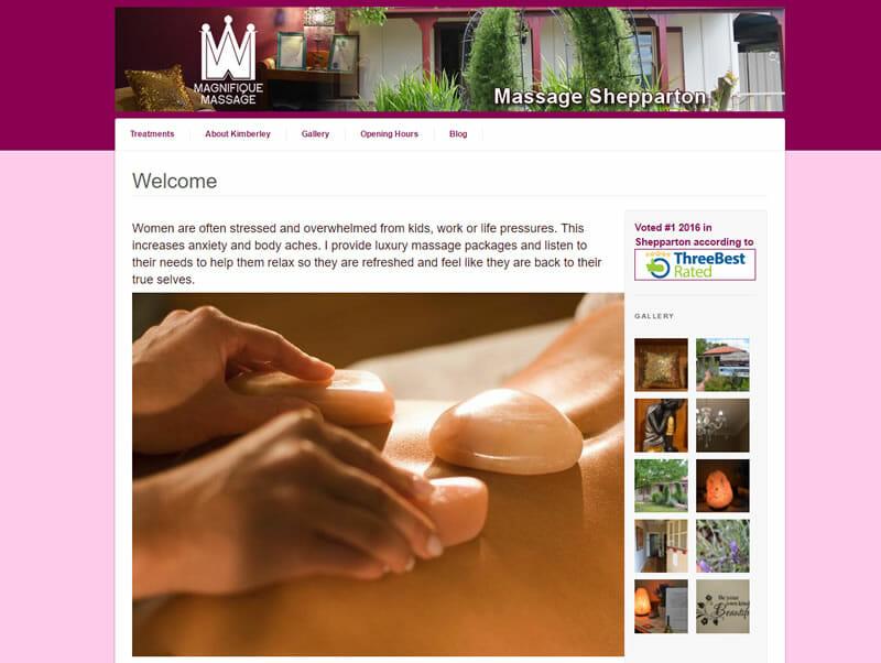 Magnifique Massages