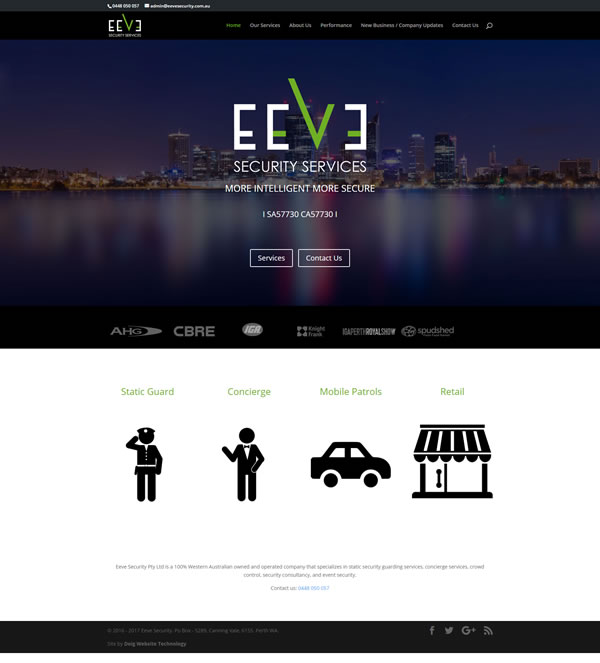 Eeve Security
