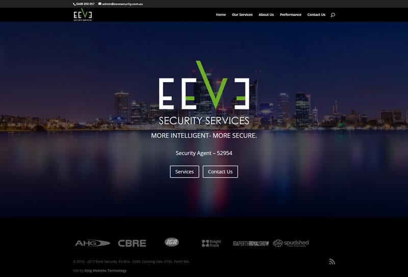 Eeve Security