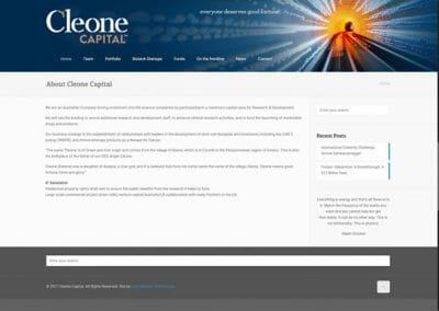 Cleone Capital
